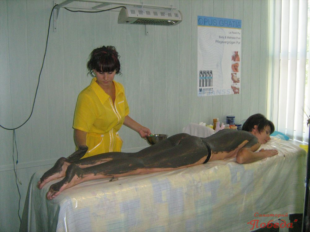 башкирия санаторий гинекологическое лечение вагинальное радоновое орошение-мл2
